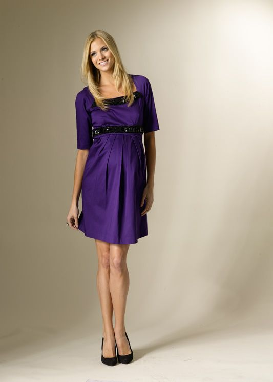 Rosie Pope Maternity Kennedy Dress. Why do all the cute maternity dresses have to be so darn expensive?!?