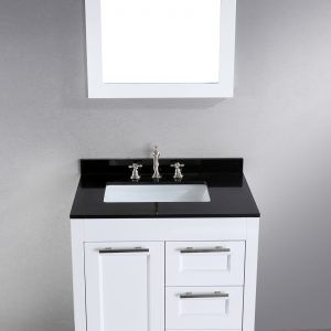 Bathroom Vanities With Tops And Drawers
