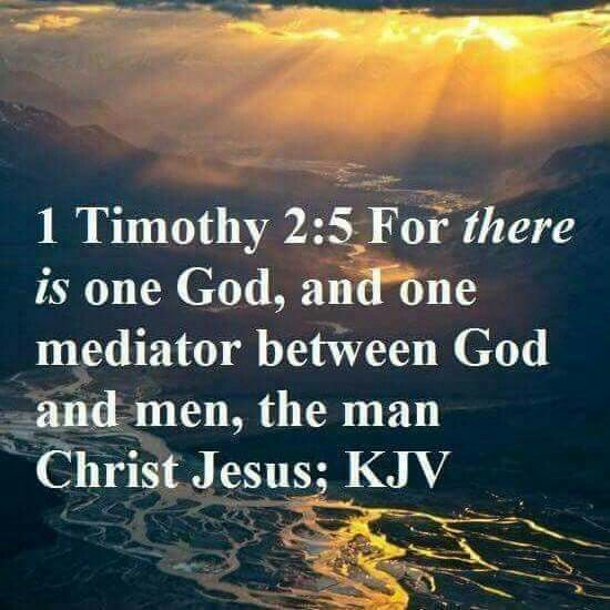 1 Timothy 2 The Holy Bible King James Version