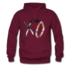 The Weeknd XO Hoodie #weeknd #kissland #theweeknd