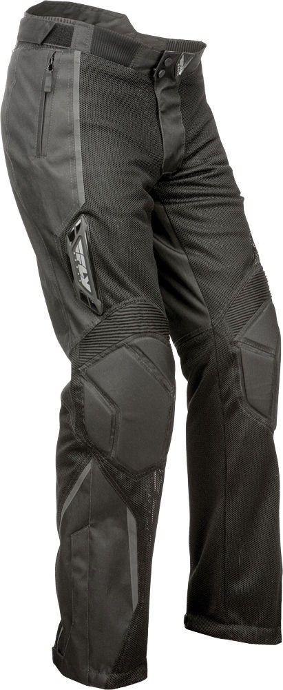 Fly Street Coolpro II Mesh Mens Street Vented Motorcycle Pants