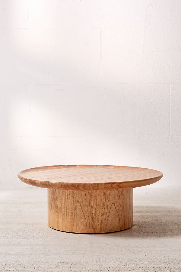 Matro Wood Coffee Table Round Wood Coffee Table Coffee Table