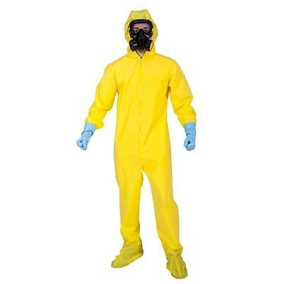 #Adult breaking bad #costume walter white hazmat yellow chemical suit #fancy dres,  View more on the LINK: http://www.zeppy.io/product/gb/2/252432239739/