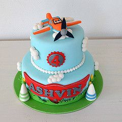 Planes Cake (misscloudberry) Tags: birthday party two dusty amsterdam cake kids plane children 3d paste events disney sugar made pixar plane...