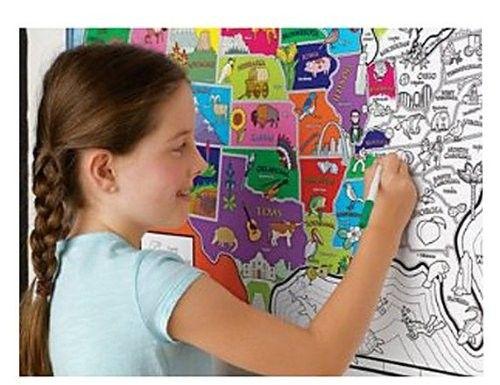 Ponad Najlepszych Obrazów Na Pintereście Na Temat Tablicy - Us map fold