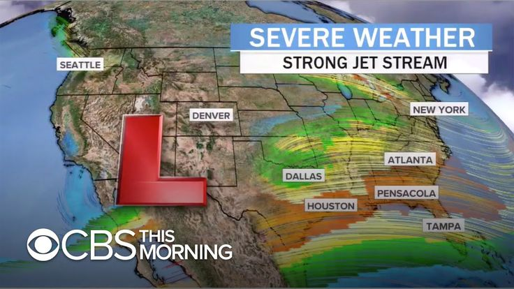 Tornadoes damaging winds expected over easter weekend in