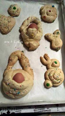 Cudduraci - biscotti Pasquale Calabrese