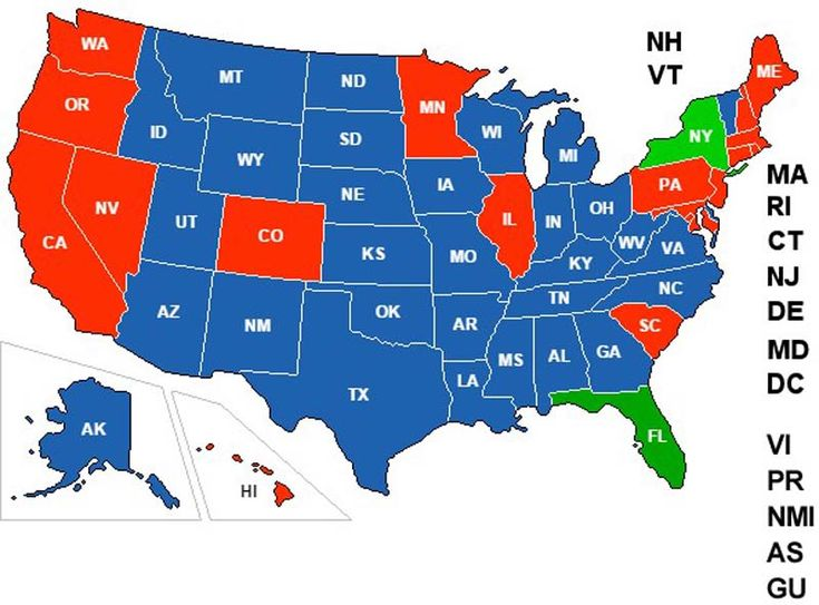Did You Know There's An Interactive Concealed Carry Reciprocity Map Out There? | Concealed Nation