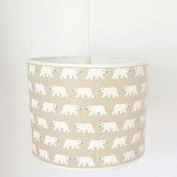 Hanglamp ijsbeer