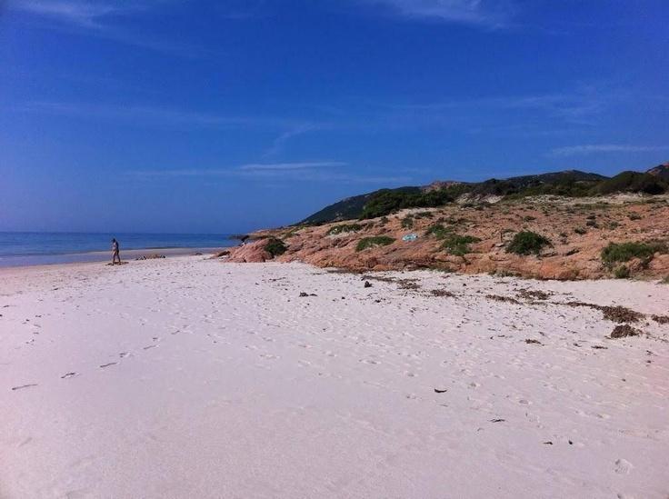 S.Margherita - Spiaggia di Cala Marina