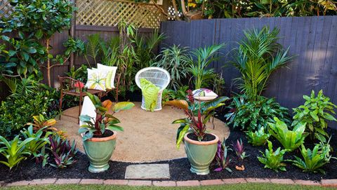How To Make An Outdoor Oasis Tropical Garden Better