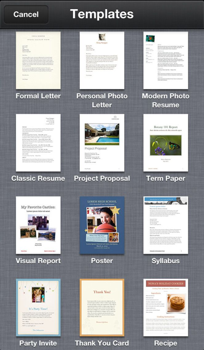 Back to #School App. Pages - Pages is the most beautiful word processor you've ever seen on a mobile device. This powerful app has been exclusively designed for the #iPad, #iPhone, and #iPod touch. Create, edit, and view documents wherever you are.
