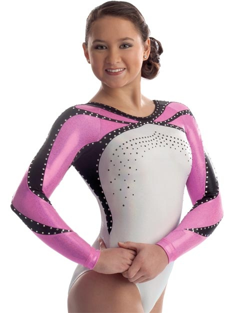 a845874c2 Fashion Forward Competition Leotard from GK Elite