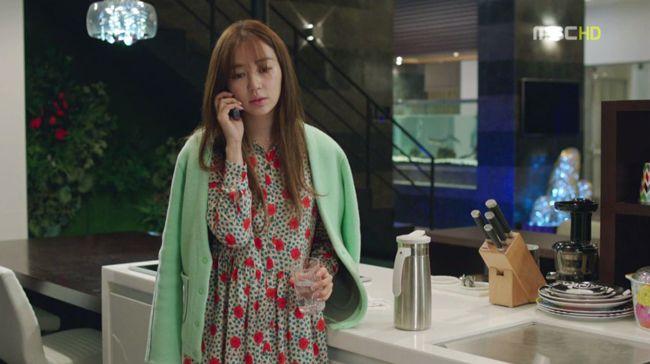 Lee Soo Yeon I Miss You Korean Drama fashion44