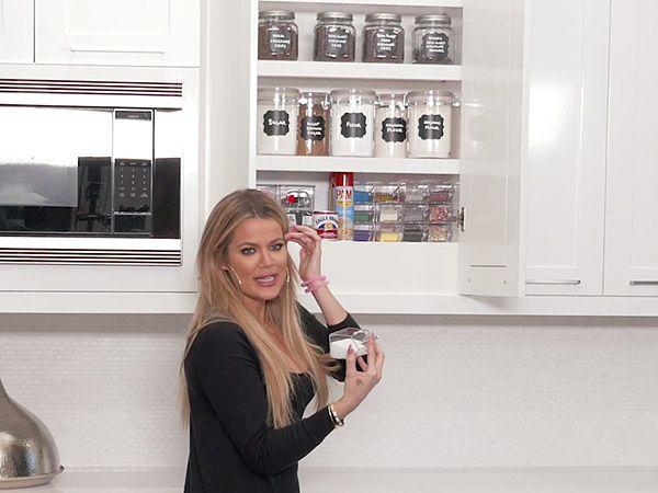 best 20 khloe kardashian home ideas on pinterest. Black Bedroom Furniture Sets. Home Design Ideas
