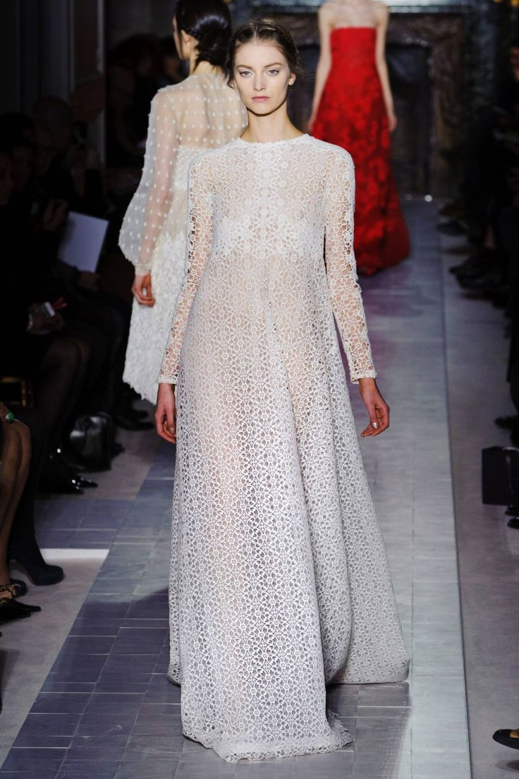 Valentino Spring 2013 Couture