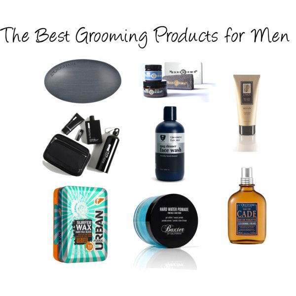 """The Best Grooming Products for Men"" by nadam1 on Polyvore"