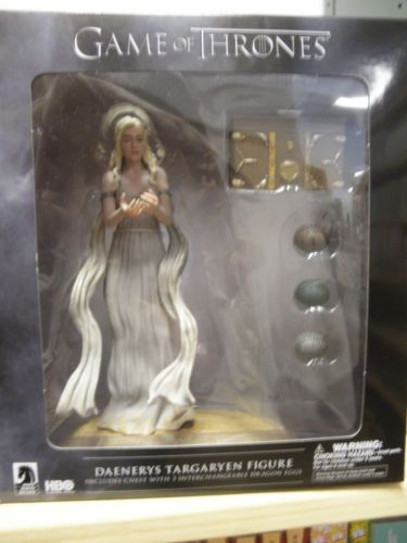 Game of Thrones by Dark Horse Deluxe Daenerys Targaryen Figure MIB | eBay (18,36e)