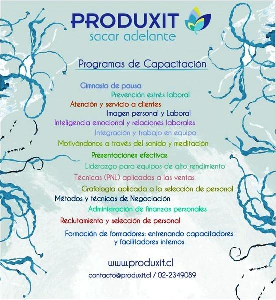 Nuestros Programas de Capacitación Empresarial