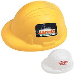 Hard Hat Stress Balls. For details on how to order this item with your logo branded on it contact ww.fivetwentyfour.ca #promoitems #promoproducts