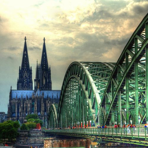Cologne, Germany (by QL-ART)