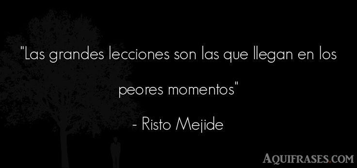 #frases #risto #mejide #frase #ristomejide #quote #quotes