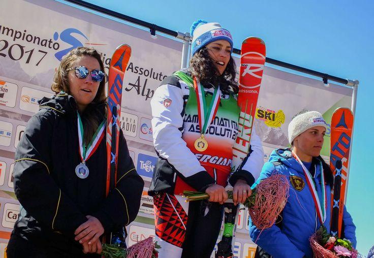 E sono tre, in quattro giorni, Federica Brignone è la campionessa #Energiapura dei campionati italiani assoluti!😍 http://magazine.energiapura.info/federica-brignone-tris-ai-campionati-italiani-assoluti/