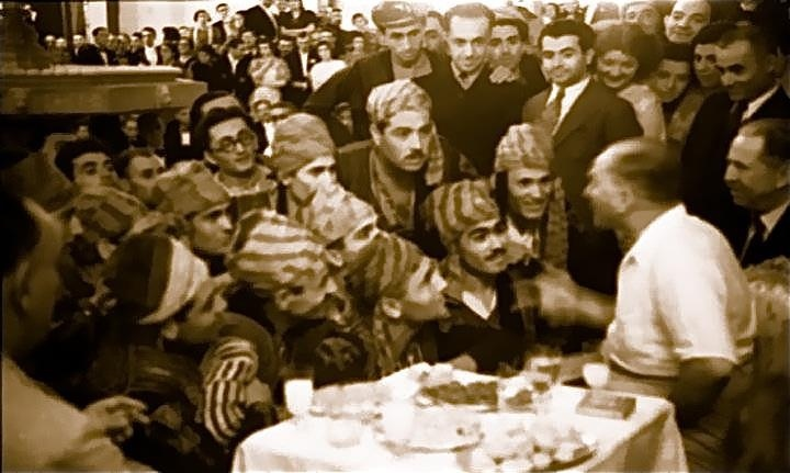 Mustafa Kemal Ataturk and peoples of Turkey!!
