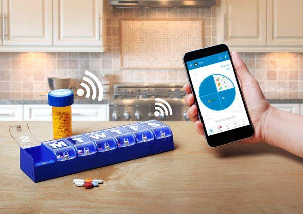 Medisafe iConnect, an Affordable Smart Pill ManagementSystem