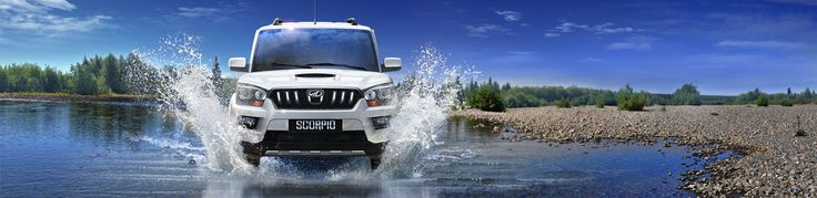 #M&M launches #Automatic_Scorpio, priced Rs. 13.13 lakh (ex-showroom price, Mumbai) Click here to read complete story....http://bit.ly/1V6CsWR