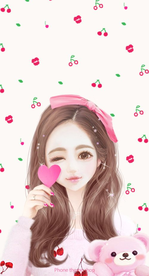 17 best images about jennie enakei on pinterest - Girly girl anime ...