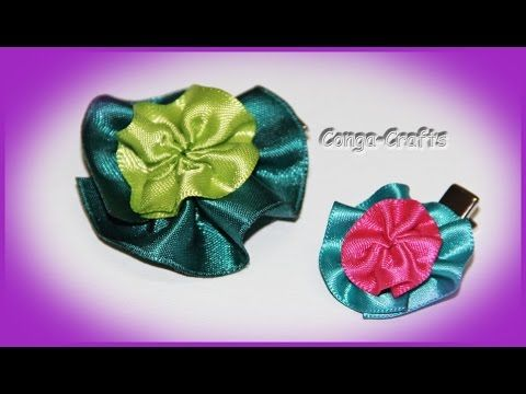 Blüten Clip / Blumen Spange / Giveaway / flower clip