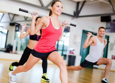 Trainers keep the trainees motivated to reach the fitness goals and cheer them on to do their best. They help making the workout session real fun, not a burden or boredom.