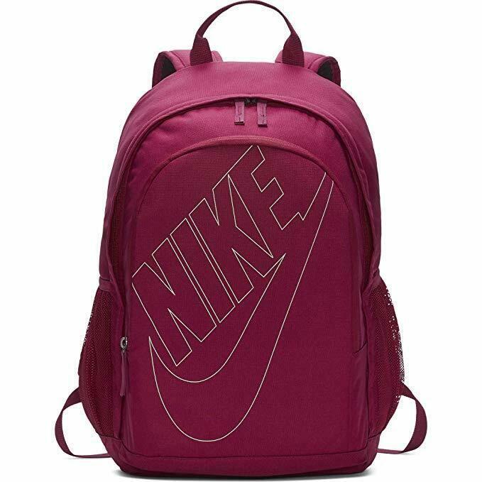 Acercarse invadir índice  Nike Sportswear Hayward Futura Backpack True Berry/Frosted Laptop Backpack # Nike #Backpack #travel #backtoschool #shop… | Large backpack, Backpacks,  Nike sportswear