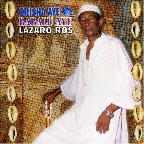 Babalú Ayé, de Lázaro Ros. Álbum MP3. Puedes conseguirlo en http://religionymitologia.esoterik-a.com/producto/babalu-aye-lazaro-ros/