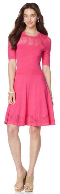 Still searching for the perfect little pink dress for Valentine's Day? This Wendy Williams dress is what you've been looking for - a great fit, three colors to choose from, and flirty design for whatever your plans may be! Where would you wear this dress? Have any exciting V-Day plans?