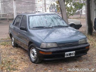 Daihatsu Charade SG 13 Sedan