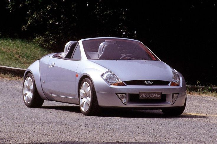 Ford StreetKa Concept