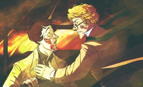 angel and deamons gay