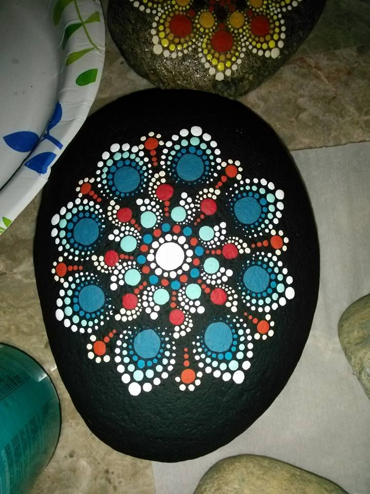 25 Best Ideas About Rock Painting Patterns On Pinterest