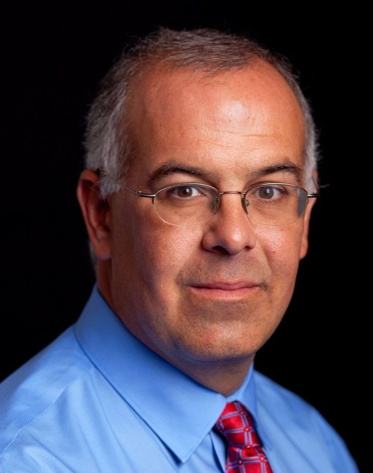 Conservative Columnist David Brooks Appears at the Stevens Center