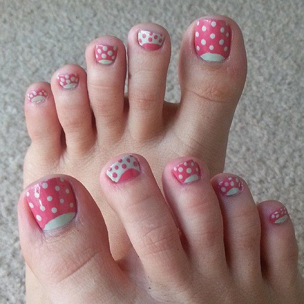 Toe Nail Art Ideas 2017
