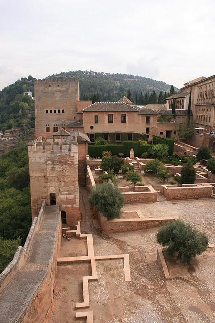 Granada Alhambra, Spain  Beautiful!!!