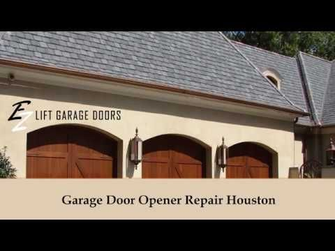 EZ Lift Garage Doors provides complete garage door opener repair services to the property owners in Houston, TX. The technicians use advanced equipment and high quality replacement parts to repair the garage door openers. For more information about the garage door opener repair services in Houston, visithttp://ezohd.com