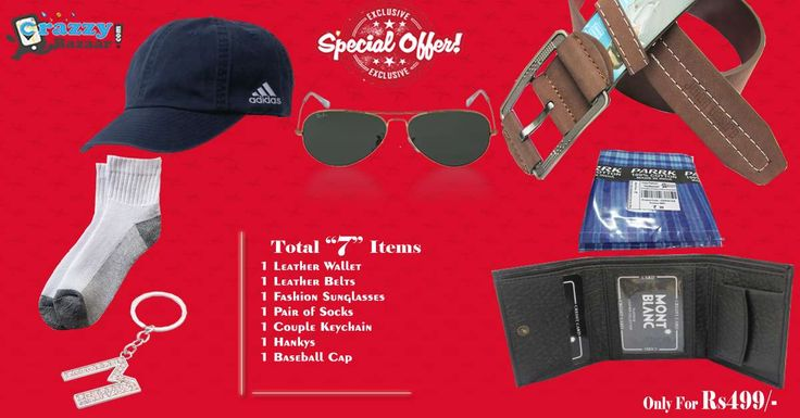 Price Challenge Combo For Men (Offer Price: Rs 499 , Offered Discount: A huge 83%) ** BUY NOW ** [MRP: Rs 2999]