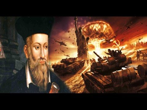 10 niezwykłych przepowiedni Nostradamusa na rok 2017