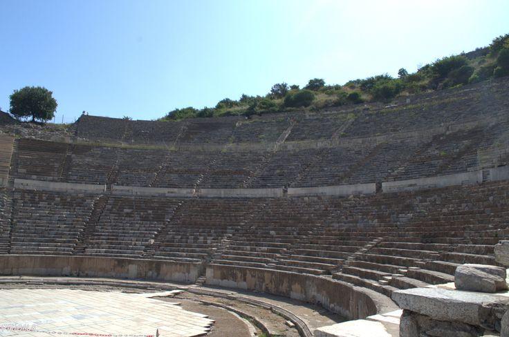 Gran Teatro de Éfeso. Turquía