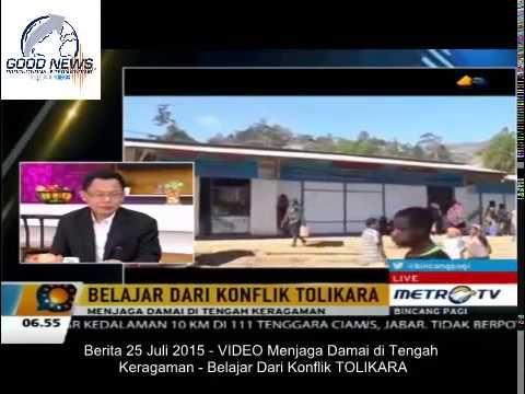 Asli 26 Juli 2015 - VIDEOPenyelesaian Konflik Tolikara Harus Berlandaska...