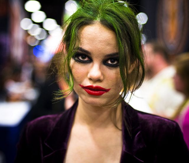 Lady Joker, PC: Onigun #SDCC2012