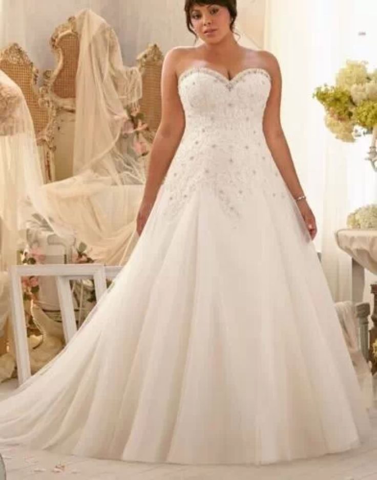 304 best MOLLIGE BRAUT&PLUS SIZE BRIDE images by Traumeisterin ...